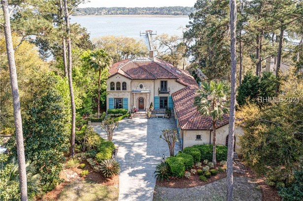 1st Floor On Grade,Two Story, Residential-Single Fam - Hilton Head Island, SC