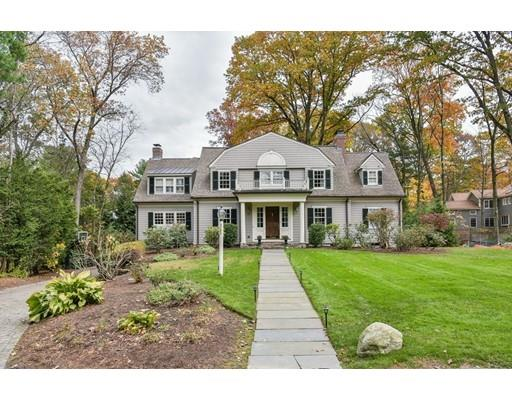 18 Ordway Road, Wellesley, MA - USA (photo 1)