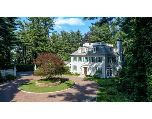 27 Chestnut St, Weston, MA - USA (photo 1)