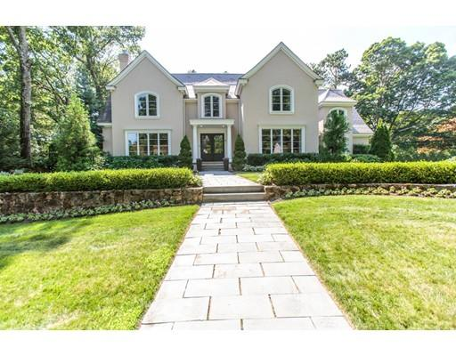 4 Woodcliff Road, Wellesley, MA - USA (photo 1)