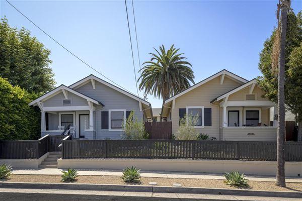 125 & 129 Pedregosa, Santa Barbara, CA - USA (photo 1)