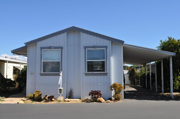 333old Mill, Santa Barbara, CA - USA (photo 1)