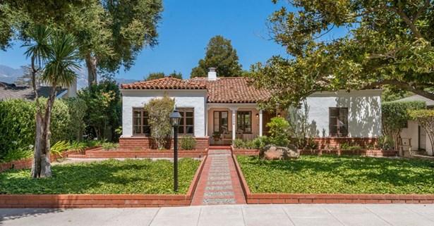 3034 Hermosa, Santa Barbara, CA - USA (photo 1)