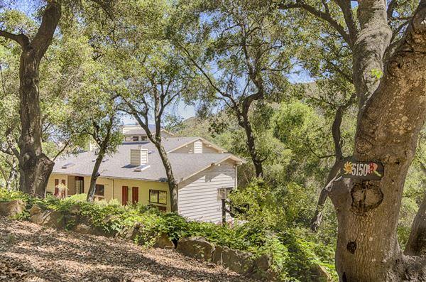 5150 Camino Cielo, Santa Barbara, CA - USA (photo 2)