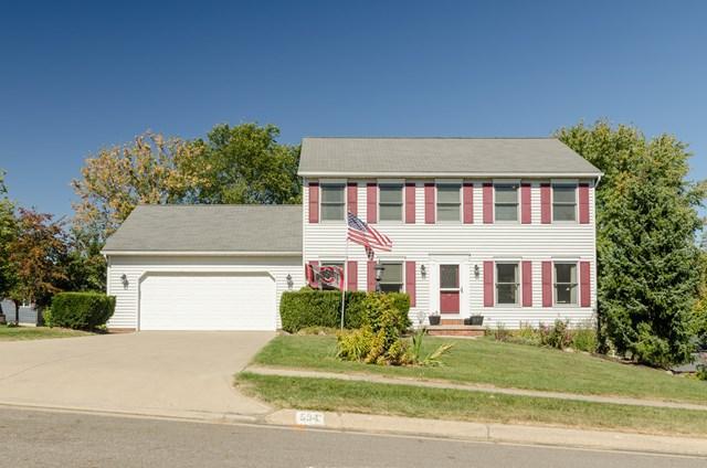 594 Bennington Dr., Mansfield, OH - USA (photo 1)