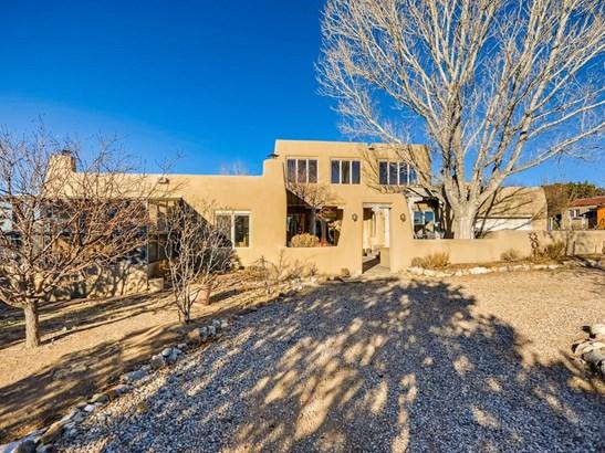Pueblo,Spanish, Single Family - Santa Fe, NM
