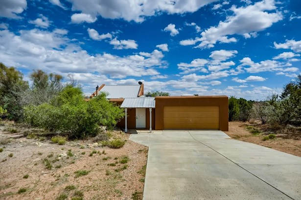 Passive Solar,Pueblo, Single Family - Santa Fe, NM