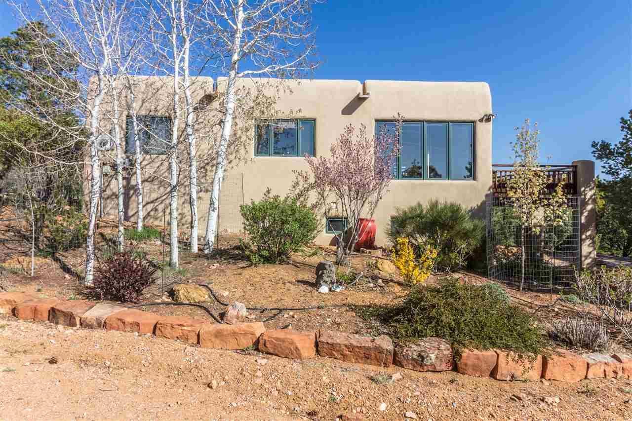 Pueblo,Passive Solar, Single Family - Santa Fe, NM (photo 1)
