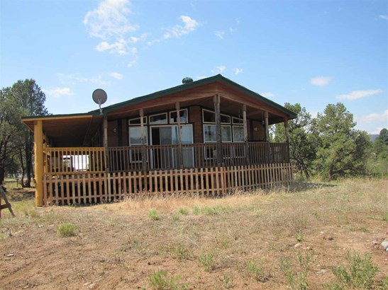 Cabin, Manufactured Home - Pecos, NM (photo 1)