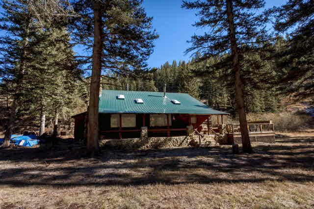 Cabin, Single Family - Pecos, NM (photo 2)