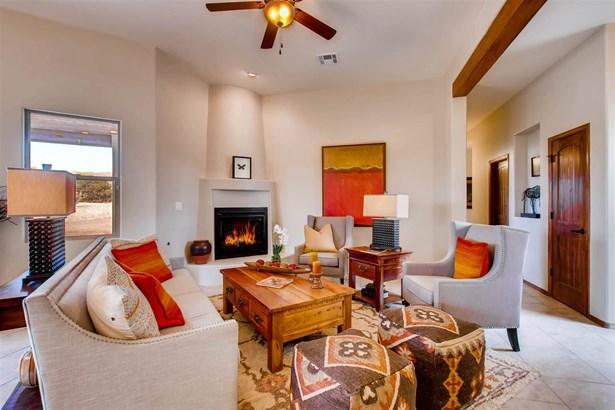 Contemporary,Pueblo, Single Family - Santa Fe, NM (photo 3)