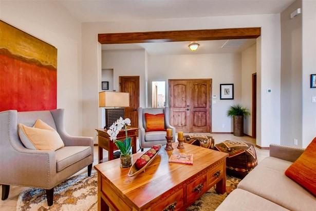 Contemporary,Pueblo, Single Family - Santa Fe, NM (photo 4)