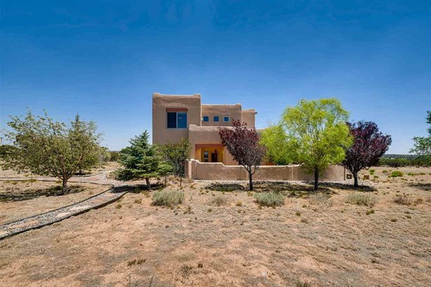 Contemporary,Pueblo, Single Family - Lamy, NM (photo 1)