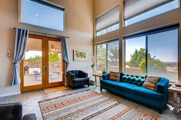 Contemporary,Pueblo, Single Family - Lamy, NM (photo 5)
