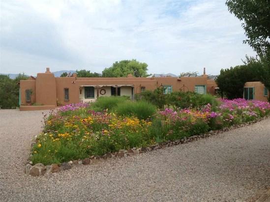 Pueblo,Passive Solar, Single Family - La Mesilla, NM (photo 1)