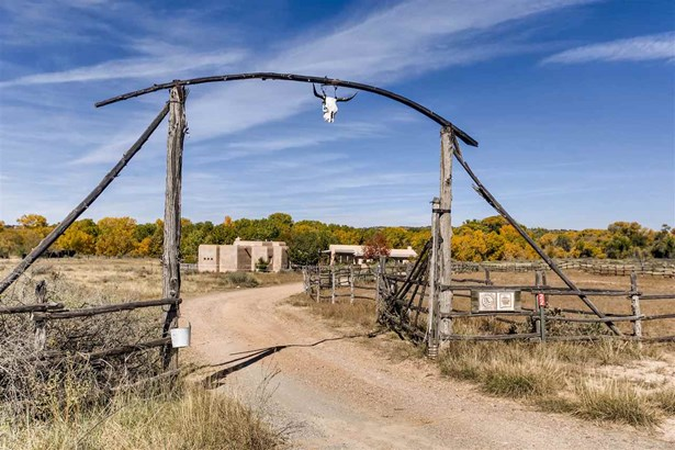 Pueblo, Single Family - Galisteo, NM (photo 1)