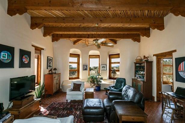 Pueblo,Passive Solar, Single Family - Santa Fe, NM (photo 4)