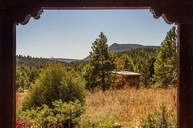 Pueblo,Passive Solar, Single Family - Glorieta, NM (photo 4)