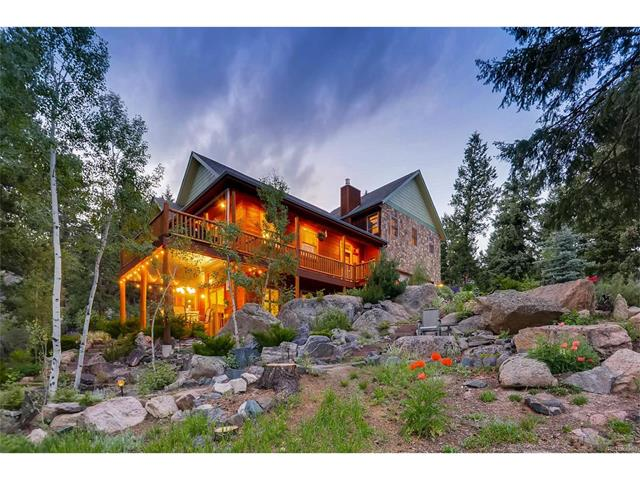 12296 Styve Road, Conifer, CO - USA (photo 2)