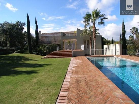Magnificient Villa in Sotogrande For Sale (photo 5)