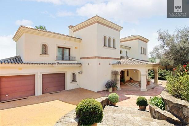 Beautiful Villa for holiday rental in Sotogrande Alto (photo 3)