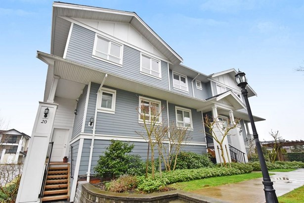 1130 Ewen Avenue 20, New Westminster, BC - CAN (photo 1)