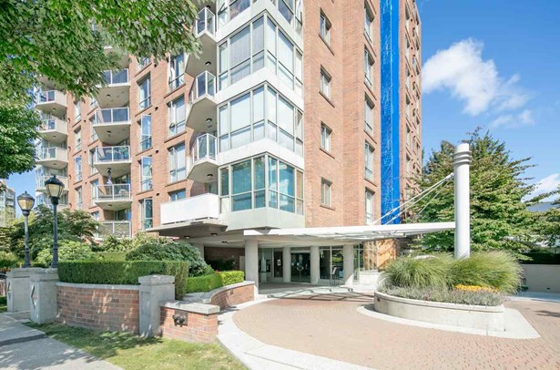 302 1575 W 10th Avenue, Vancouver, BC - CAN (photo 1)