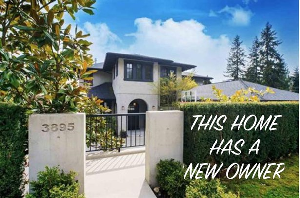 3895 Sunnycrest Drive, North Vancouver, BC - CAN (photo 1)
