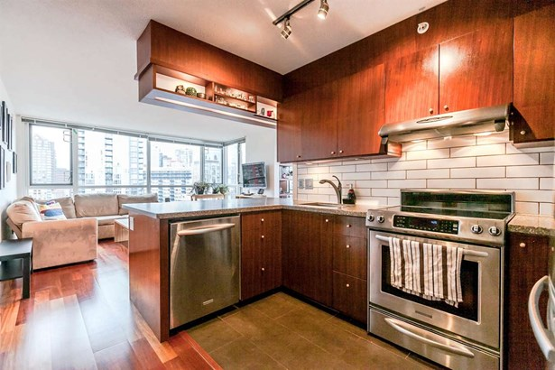 1188 Richards Street 1603, Vancouver, BC - CAN (photo 1)