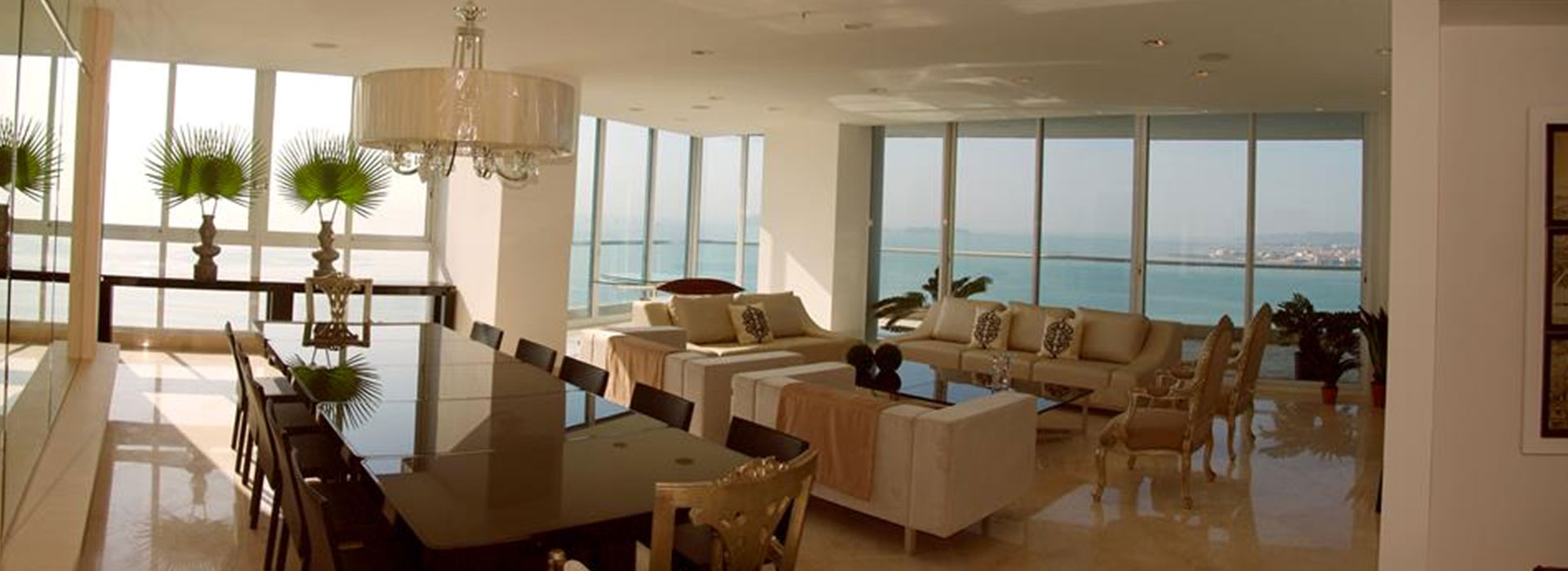Luxury, Security And The Best View Of Panama, Punta Paitilla - PAN (photo 1)