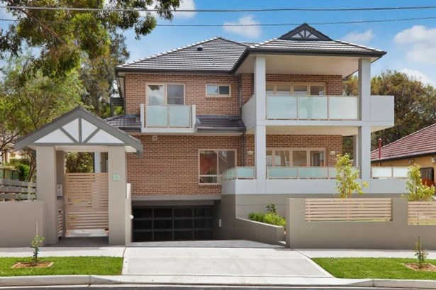 3/11 Clanwilliam Street, Willoughby - AUS (photo 1)