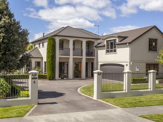 4 Caccia Birch Lane, Hokowhitu, Palmerston North - NZL (photo 1)