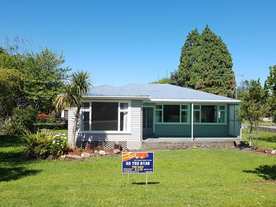 161 Stafford Street, Hokitika, Westland - NZL (photo 1)