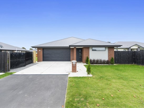 33 Seymour Drive, Rolleston, Selwyn - NZL (photo 1)