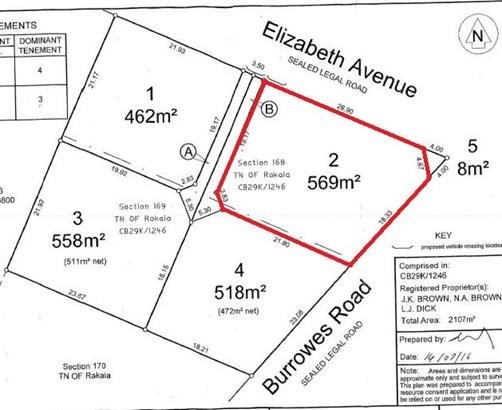 . Corner Elizabeth Avenue, Burrowes Road, Rakaia, Ashburton - NZL (photo 1)