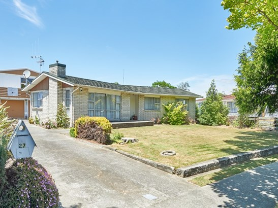27 John F Kennedy Drive, Milson, Palmerston North - NZL (photo 1)