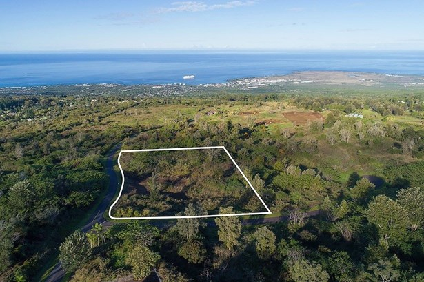 75-5424 Nanaina Pl Lot19 19, Holualoa, HI - USA (photo 1)