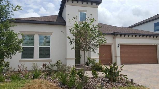 Single Family Residence, Contemporary,Custom - TARPON SPRINGS, FL (photo 1)