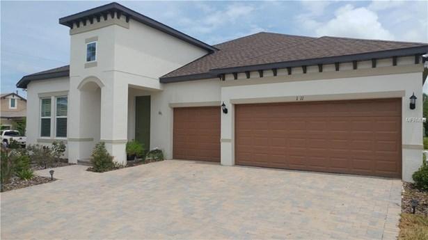 Single Family Residence, Contemporary,Custom - TARPON SPRINGS, FL (photo 2)