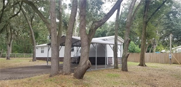 Mobile Home, Contemporary - SEFFNER, FL