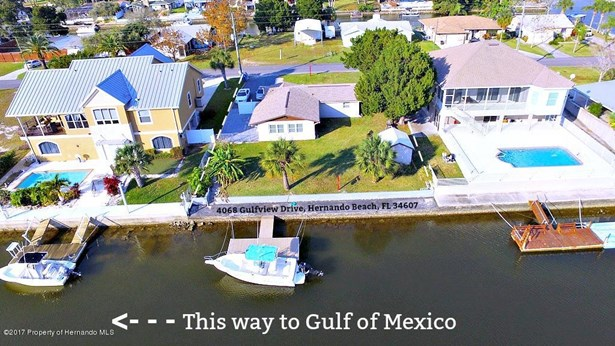 Single Family Residence, Ranch - Hernando Beach, FL (photo 1)