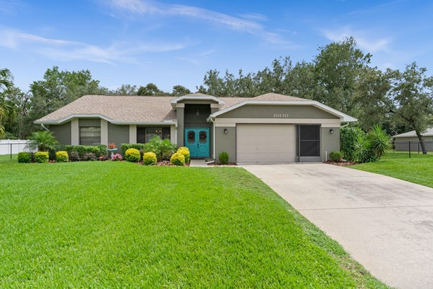 Single Family Residence, Contemporary - Spring Hill, FL