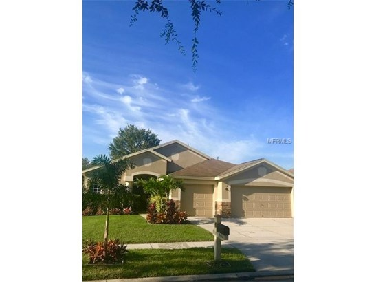 Single Family Home, Traditional - LAND O LAKES, FL (photo 1)