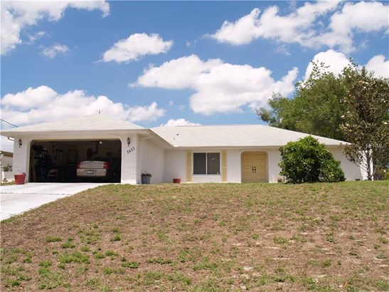 Single Family Home, Contemporary,Ranch - SPRING HILL, FL (photo 1)