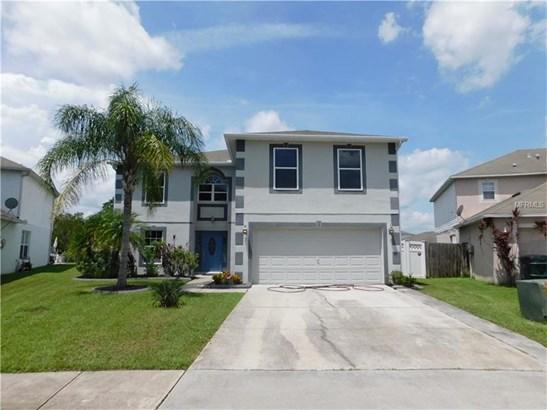 Single Family Home, Contemporary - WESLEY CHAPEL, FL (photo 1)