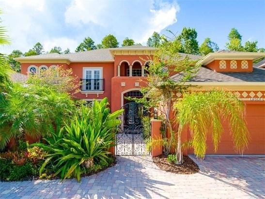 Spanish/Mediterranean, Single Family Residence - WESLEY CHAPEL, FL