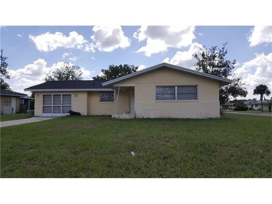 Single Family Home, Ranch - PORT RICHEY, FL (photo 1)