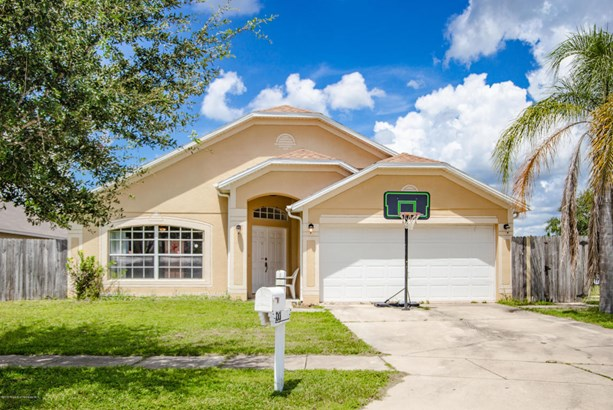 Single Family Residence, Ranch - Haines City, FL