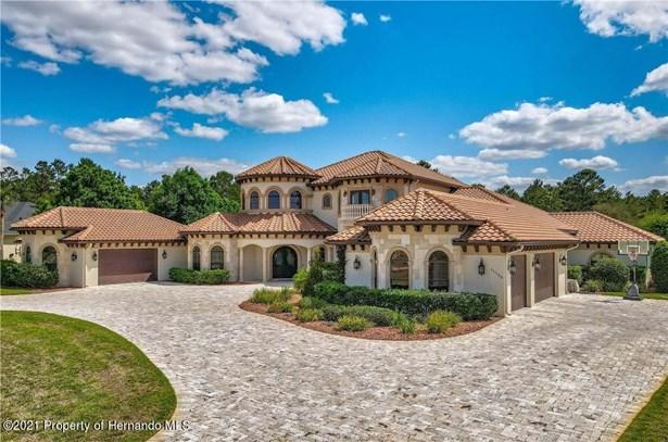 Mediterranean, Single Family Residence - Weeki Wachee, FL