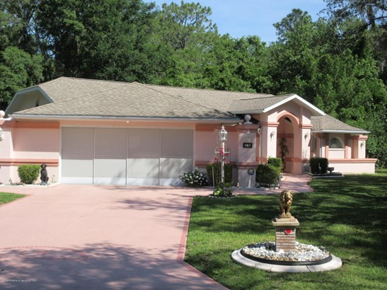 Single Family Residence, Log,Other - See Remarks - Homosassa, FL (photo 1)